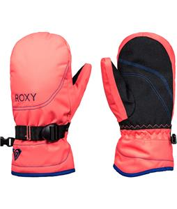 Roxy Jetty Solid (7-14) Mittens