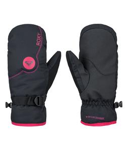 Roxy Jetty Solid Mittens