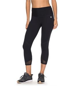 Roxy Lost Seaside Capri Leggings