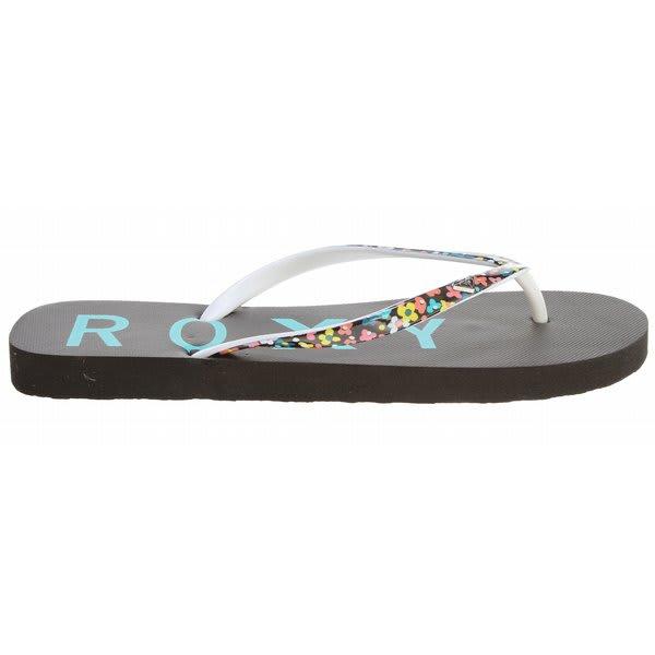 Roxy Mimosa Iii Sandals Black / White U.S.A. & Canada