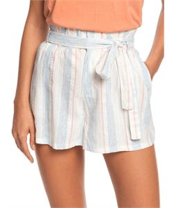 Roxy Morro Bay Yarn Dyed Shorts