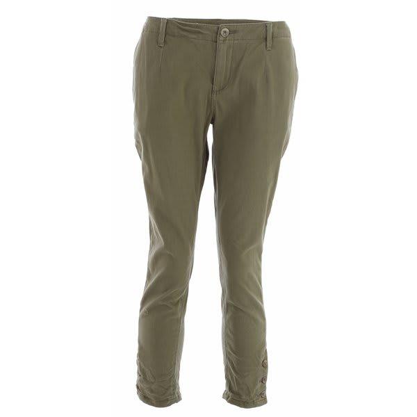 Roxy Mountain Slide Pants Recruit Olive U.S.A. & Canada