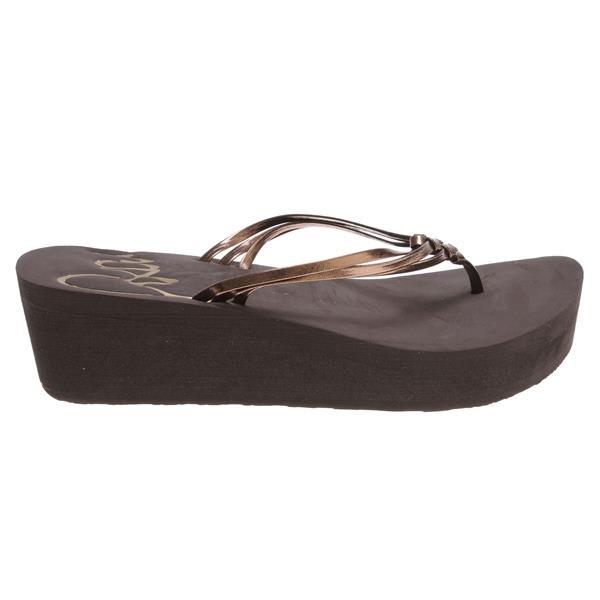 Roxy Palmilla Sandals Bronze U.S.A. & Canada