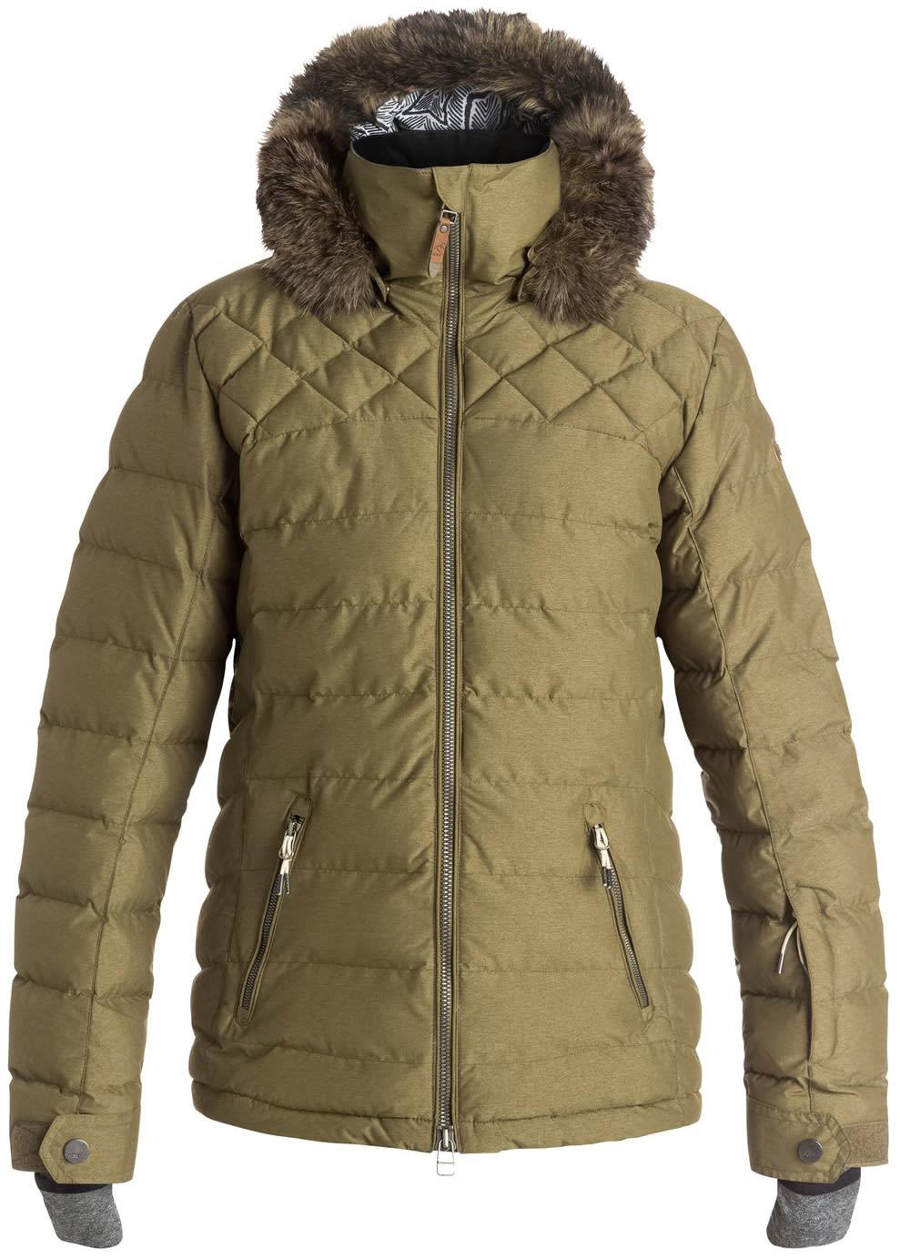 Roxy Quinn Snowboard Jacket Womens