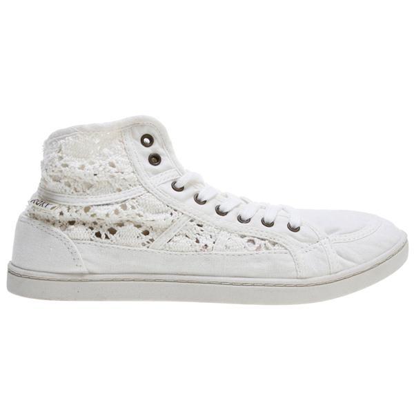 Roxy Rockie Crochet Shoes Off White U.S.A. & Canada