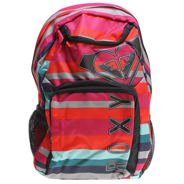 Roxy Shadow View Backpack Cherry Red U.S.A. & Canada