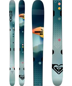 Roxy Shima 85 Skis w/ M10 GW Bindings