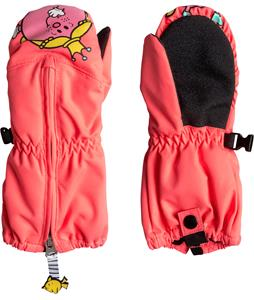 Roxy Snow's Up Little Miss (2-6) Toddler Mittens