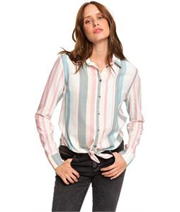 Roxy Suburb Vibes Stripe Shirt
