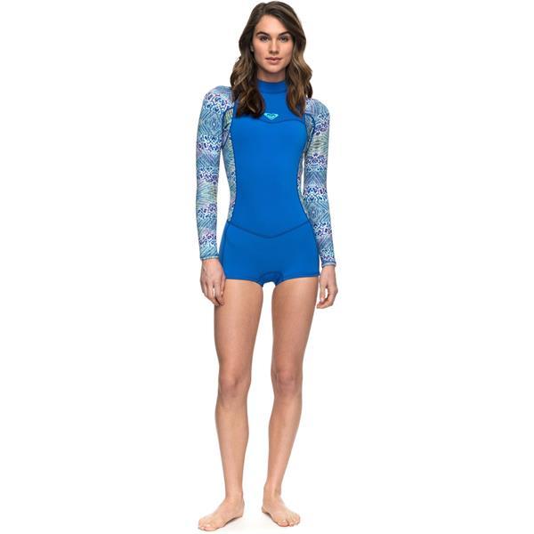 aef68fa3b1 Roxy Syncro 2 2 SER BZ LS SP FLT Wetsuit - Womens