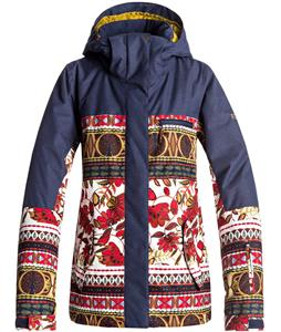 Roxy Torah Bright Jetty Block Snowboard Jacket
