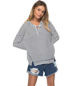 Roxy Wanted And Wild 2 Striped Hooded Shirt