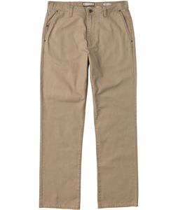 RVCA AR Canvas Casual Pants