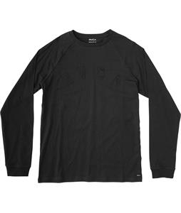 RVCA Benched L/S Baseball T-Shirt