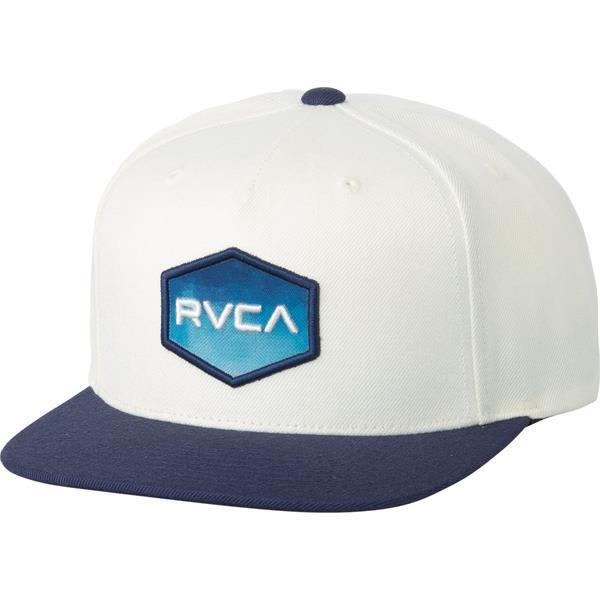 ea8d1b30aff RVCA Commonwealth Snapback II Cap