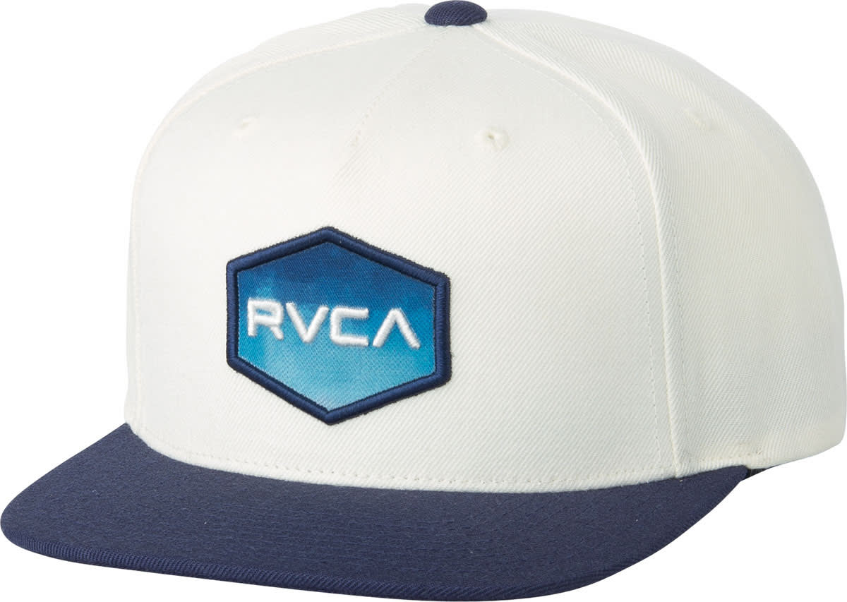 competitive price f78ad 81b35 RVCA Commonwealth Snapback II Cap - thumbnail 1