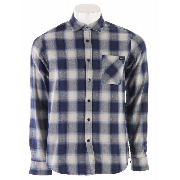 Rvca Dalton L / S Shirt U.S.A. & Canada