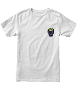 RVCA Electric Skull T-Shirt