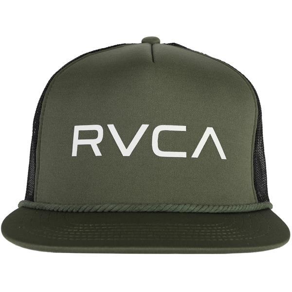 37956f8deecba RVCA Foamy Trucker Cap