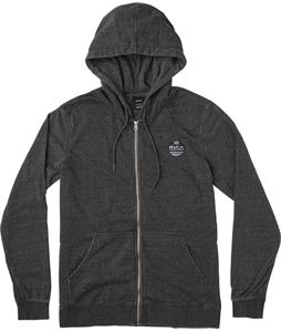 RVCA Machine Sun Wash Zip Hoodie