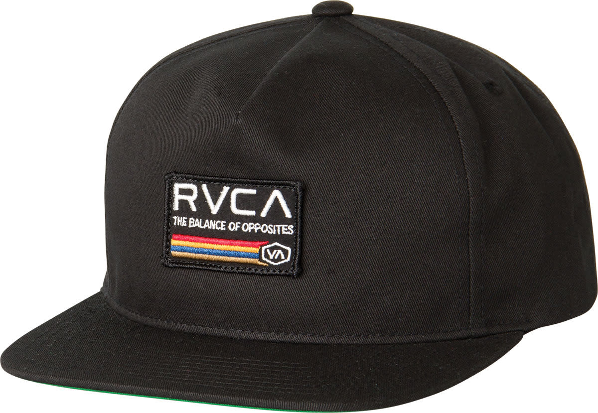 rvca mechanic ii trucker cap