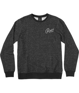 RVCA Mowgli Script Embroidered Sweatshirt
