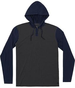 RVCA Pick Up Hood II L/S Shirt