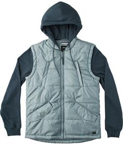 RVCA Puffer Quilted Expedition Jacket