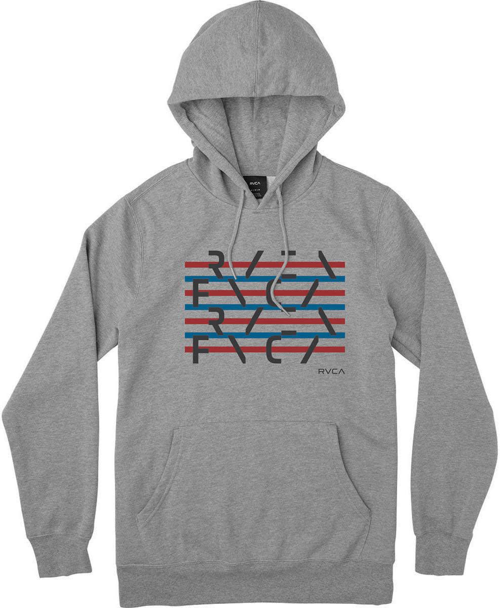 RVCA Splice Hoodie rv3spli04ath16zz-rvca-hoodies