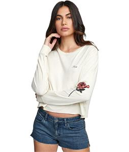 RVCA Thorns Boyfriend L/S T-Shirt
