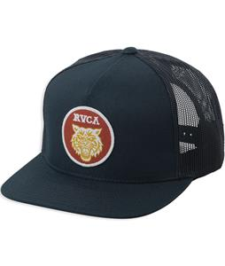 RVCA Tiger Patch Trucker Cap