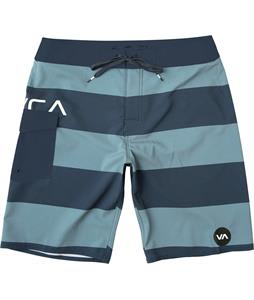 RVCA Uncivil Stripe 20in Boardshorts