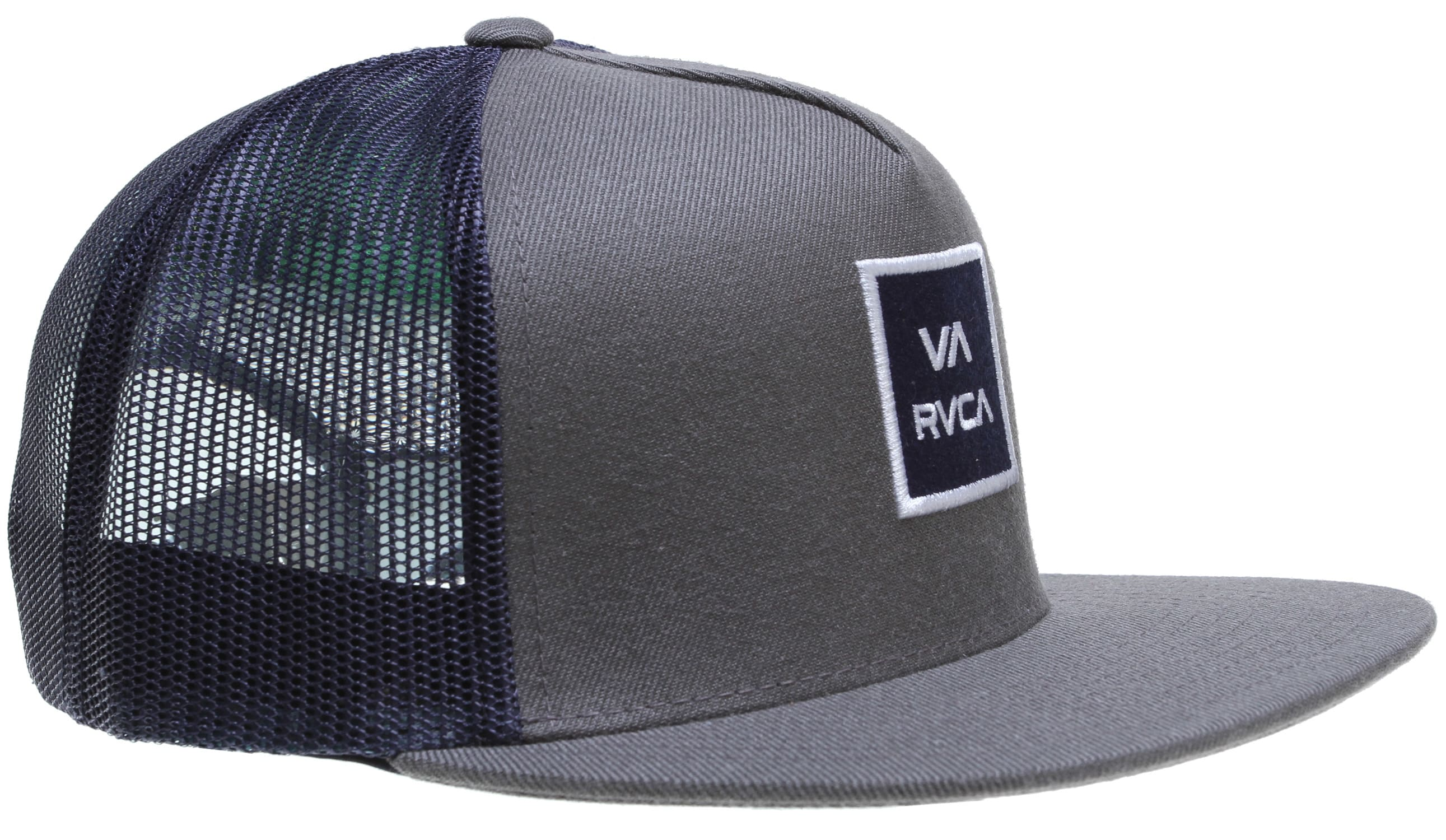 on sale 37d79 3039b ... denmark rvca va all the way trucker cap thumbnail 2 cc588 6297f