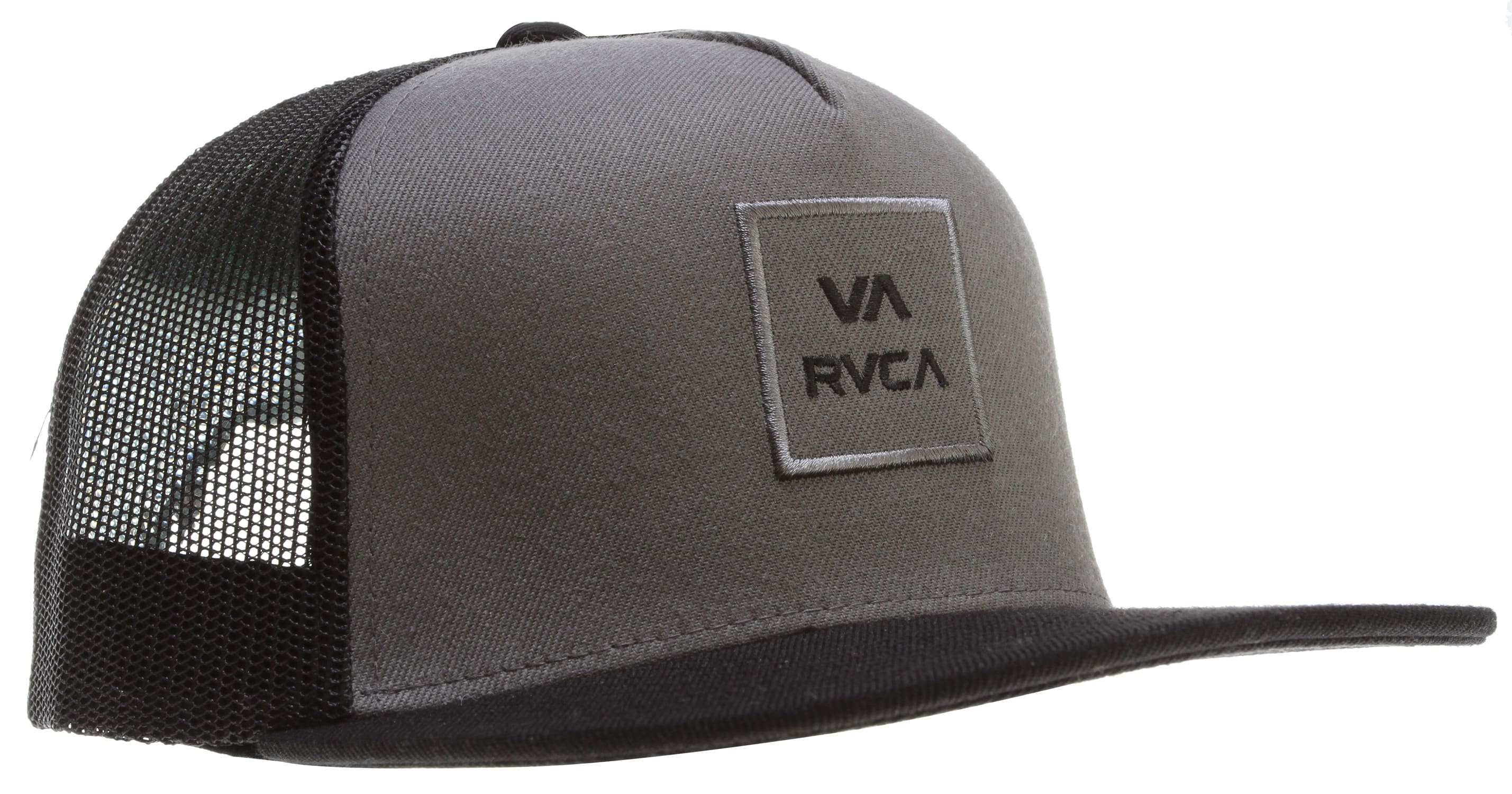 best service 70014 5446b RVCA VA All The Way Trucker Cap - thumbnail 1