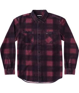 RVCA Wayman Plaid L/S Flannel