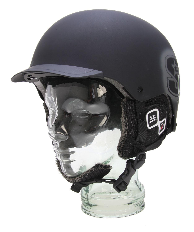Los Angeles e9185 00fdc Salomon Brigade Audio Snow Helmet