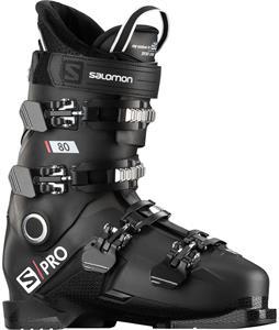 Salomon X Access 70 Wide Men's Ski Boots 201718 Black