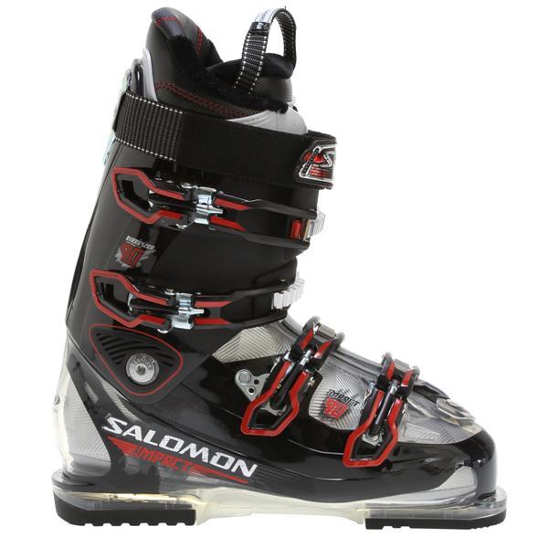Proprietario Scala Stai Attento Salomon Impact Sport Ski Boots Lui Emulazione Fuga