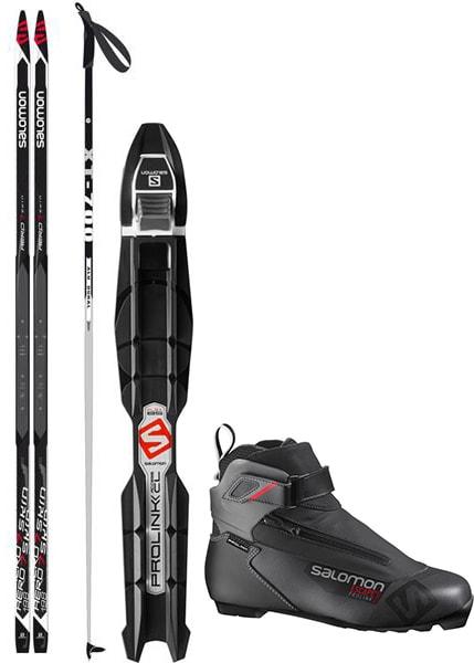 Salomon Skis, Ski Boots, Bindings, Ski Poles, Helmets