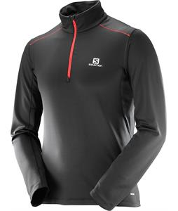 Salomon Agile Warm HZ Mid Shirt