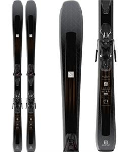 Salomon Aira 76 CF Skis w/ L10 GW Bindings