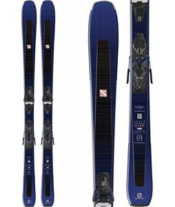 Salomon Aira 80 Ti Skis w/ Mercury 11 Bindings