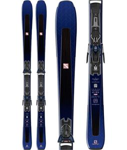 Salomon Aira 80 Ti Skis w/ Z10 GW Bindings