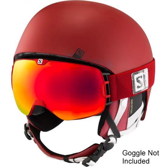 grand choix de 2c0c6 1170b Salomon Brigade Ski Helmet