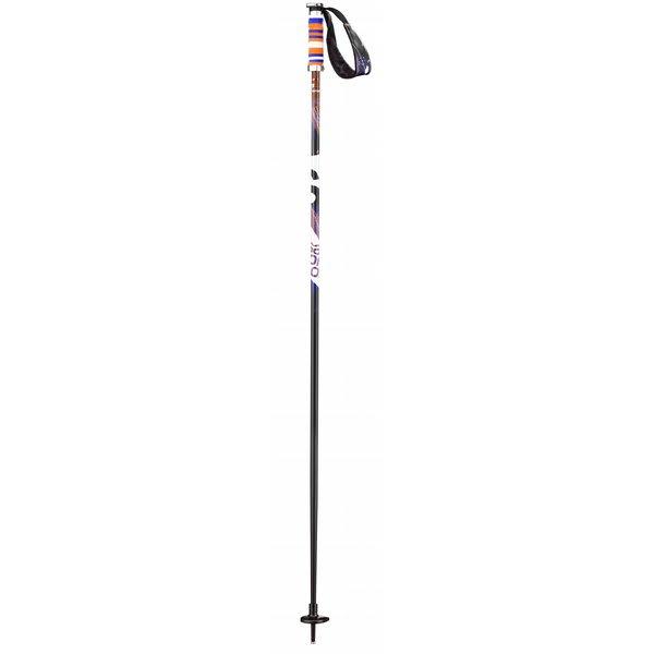 Salomon Brigade Ski Poles Black / Orange U.S.A. & Canada
