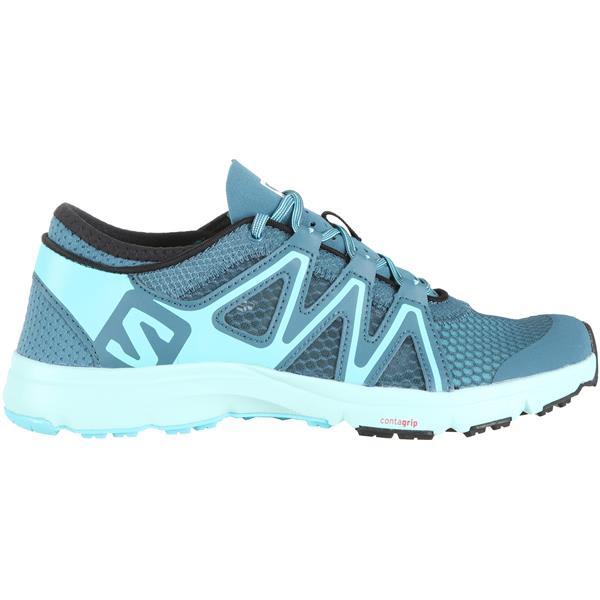 Salomon Crossamphibian Swift Sneaker für Damen Blau