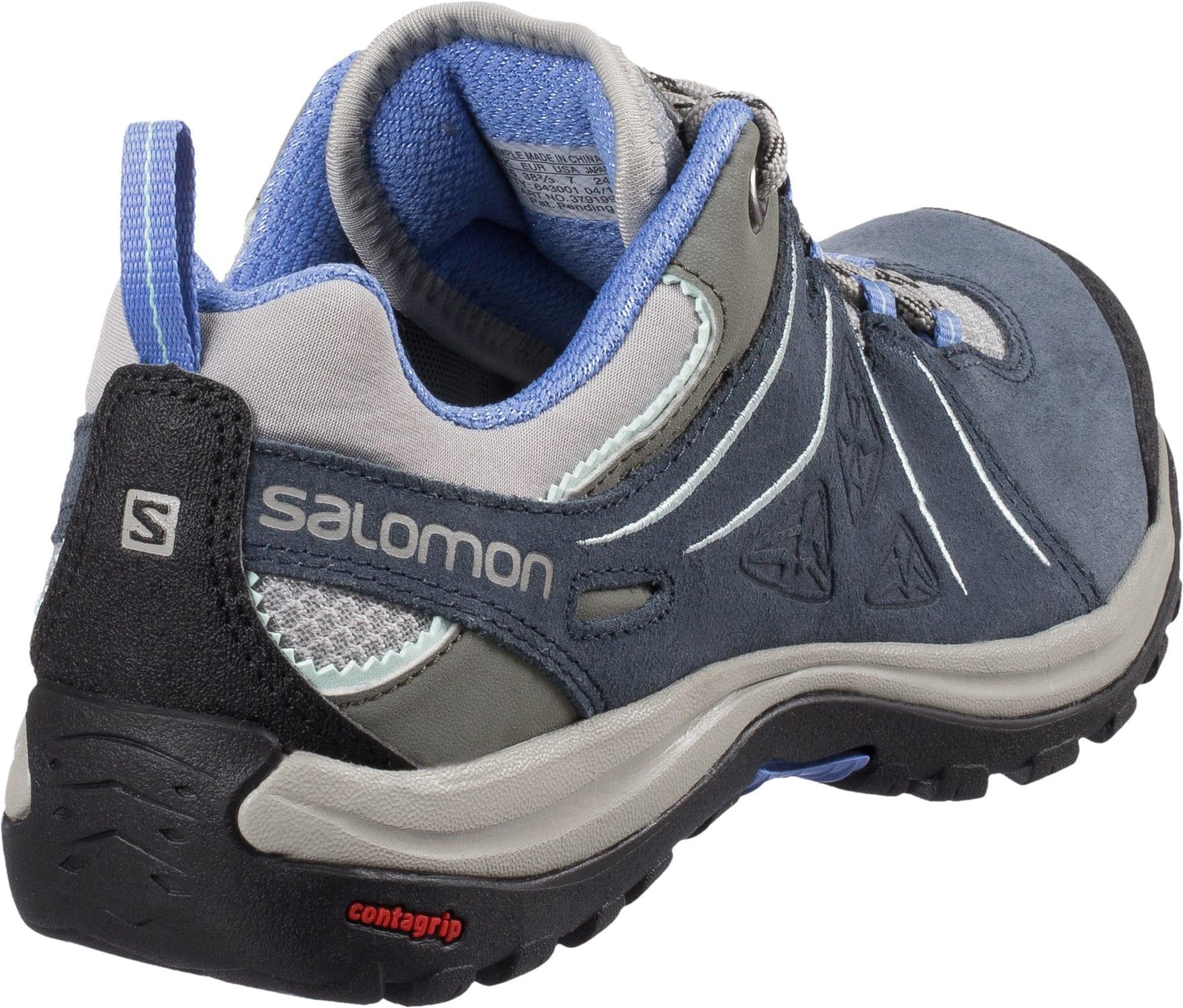 SALOMON ELLIPSE 2 LTR Womens Trekking Hiking Leather Shoes