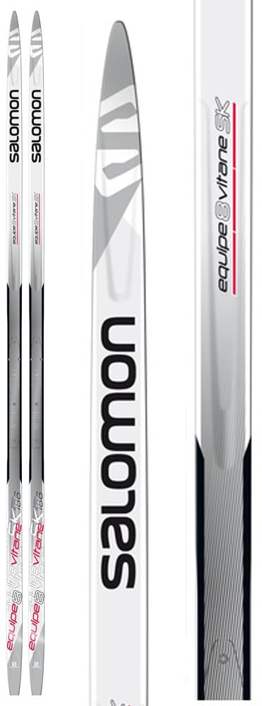 Salomon EQUIPE 8 SKATE Cross Country Skis | Outdoor, Sports