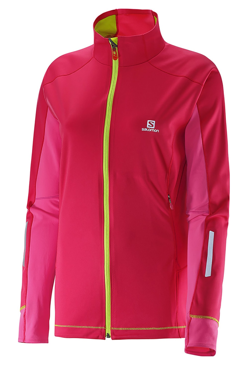 Salomon Equipe Softshell Xc Ski Jacket Womens