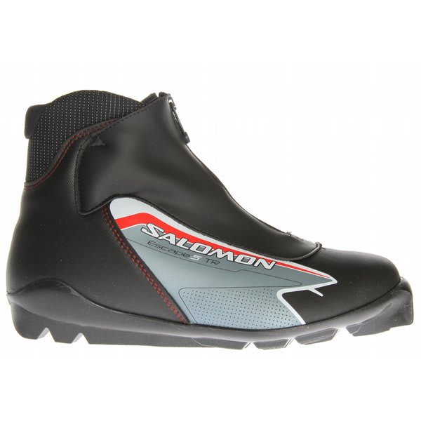Salomon Escape 5 Tr Cross Country Ski Boots Black U.S.A. & Canada